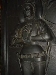 ca. 1431 - 'Jacob van Lichtervelde, Heer van Koolskamp, Ardooie en Assebroek (+1431)', Sint-Martinuskerk, Koolskamp, Ardooie, province of West Flanders, Belgium (roelipilami) Tags: ca west church monument saint st de martin pierre jacob graf tomb von kirche sint lord um van herr heer flemish armour glise flanders armure vlaams rstung seigneur vlaanderen grabmal 1431 flandern harnas tombale flamand flandre koolskamp 1432 grafmonument occident assebroek praalgraf ardooie graftombe sintmartinuskerk martinuskerk lichtervelde wapenrusting
