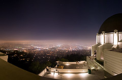 Los Angeles view