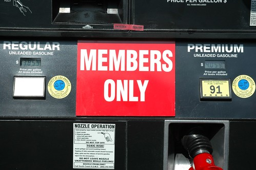 Gas prices in Venice Beach