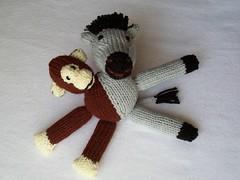 Half-Pony-Half-Monkey Monster