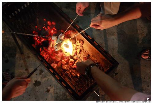 Merdeka BBQ party