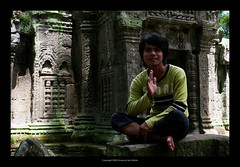 Ta Prohm Temple, Cambodia  415