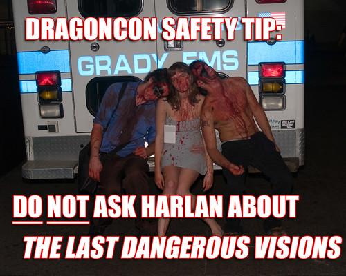 Dragon*Con Safety Tip