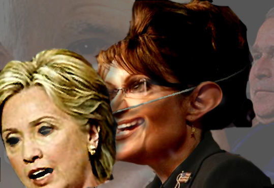 Sarah Palin Caricature