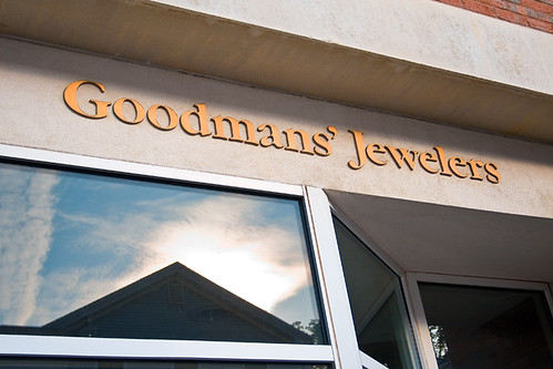 Jewelry Store Signage