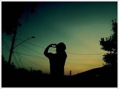 para que ferir um coração (Matteus Oberst) Tags: light sky sun luz sol heart natureza contra