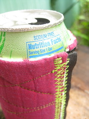 reversible coozie