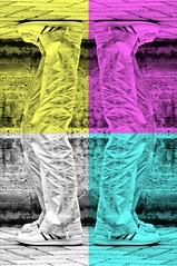 incompatible (RoRo the other me) Tags: colors colori cmyk incompatible colourartaward fotografinewitaliangeneration incompatibile monferx
