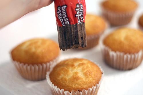 Slice 'n Bake Cupcakes