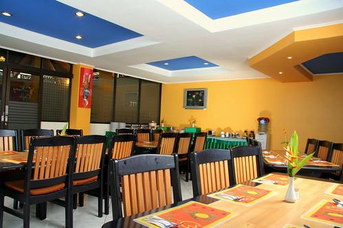 Hotel Yani - Restaurant