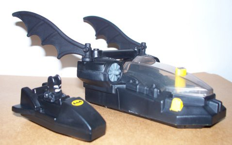 Lego Mini-Batboat