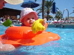 Boat out of water (K3VIN) Tags: holiday pool 2008 majorca sacoma