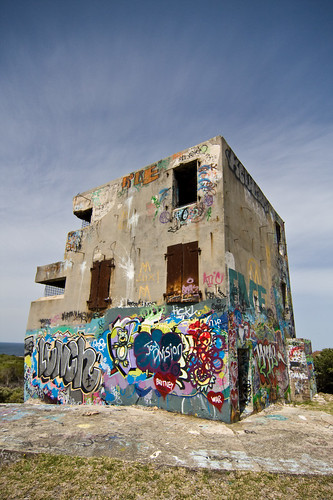 Fort Graffiti