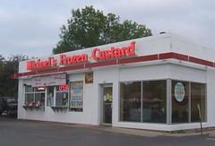 Michaels Frozen Custard Is Really >> Eating In Madison A To Z Michael S Frozen Custard