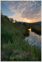 Canaan Valley Sunset ([Christine]) Tags: sunset westvirginia canaanvalley anawesomeshot