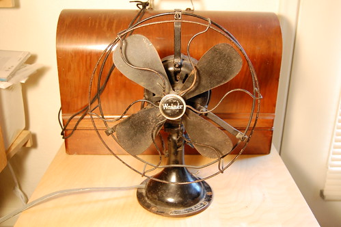 Wagner Antique Fan