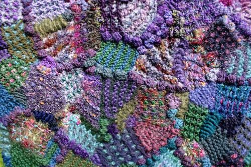 freeform pullover closeup