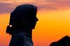 Perfil (pericoterrades) Tags: sunset contraluz atardecer bravo vivid colores cielo silueta soe wonderworld pericoterrades flickrsbest golddragon platinumphoto anawesomeshot colorphotoaward portraitsofyourlove theperfectphotographer arealgem colorfullaward goldenmasterpiece