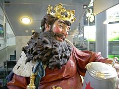 King of beer