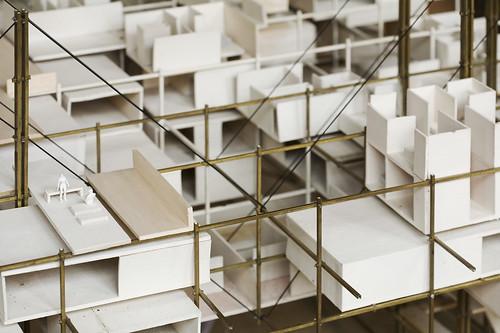 La Villa Spatiale by Yona Friedman & Eckhard Schulze-Fielitz