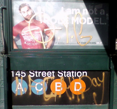 ABCD Station at 145th