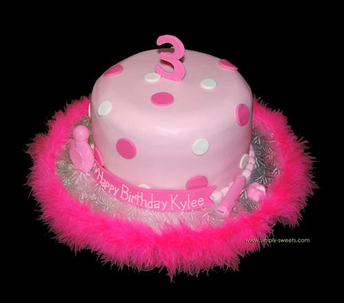Birthday Cakes for Little Girls