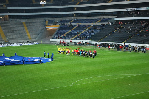 FSV Frankfurt gegen FC Hansa Rostock