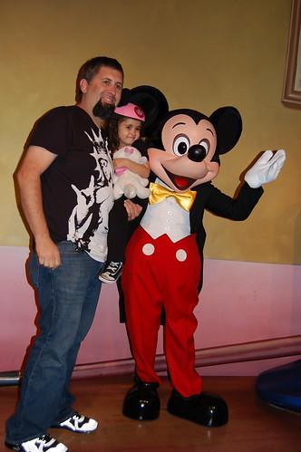 Meeting Mickey