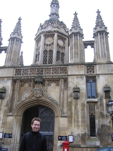 Bradley at King's College