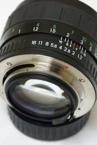 Cosina 55mm f/1.2