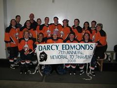 Storm Women's Hockey Team