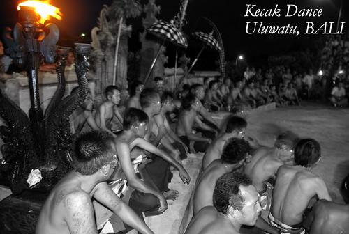 Kecak Dance, Uluwatu