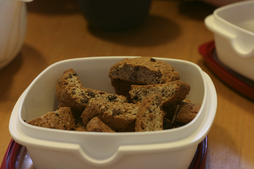Organic Chocolate Cantuccini