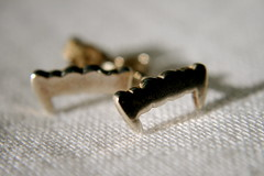 Fang Earrings by Meadowlark
