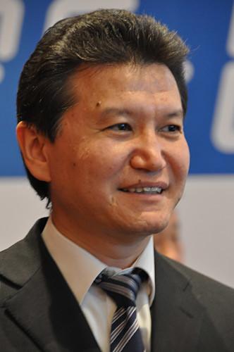 Ilyumzhinov