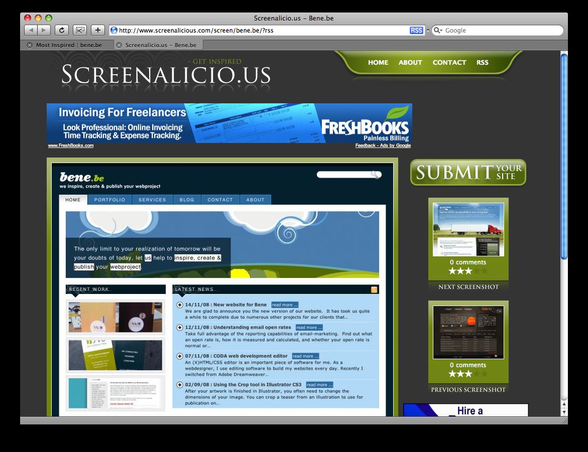screenalicious
