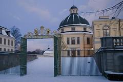 Drottningholm Slott - ingresso al parco