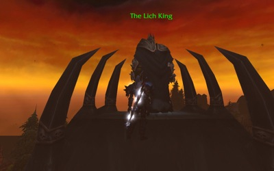 Lich King in Phase 3