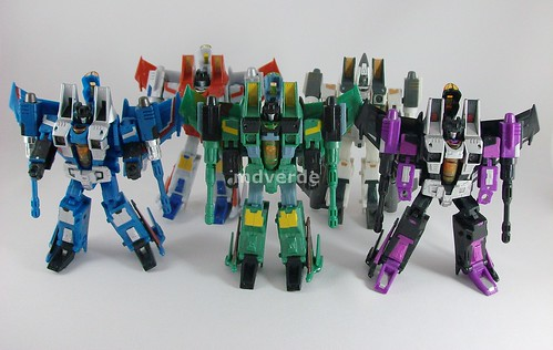 Transformers Classics Seekers