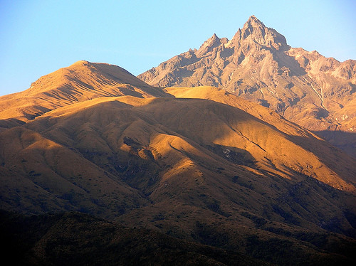 Ecuadors most climbed mountains