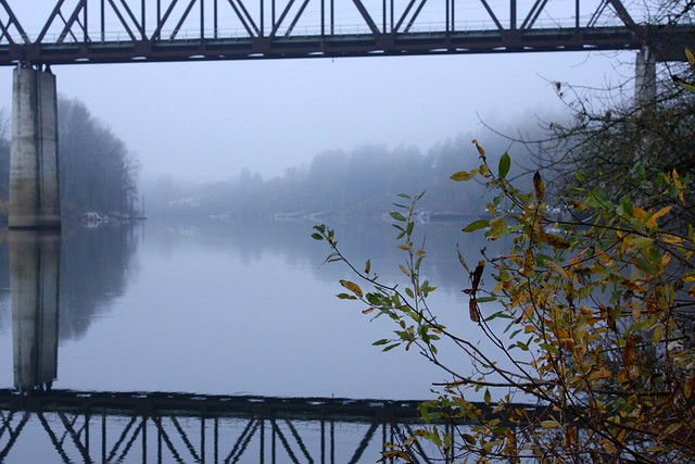Wilsonville Railroad Bridge