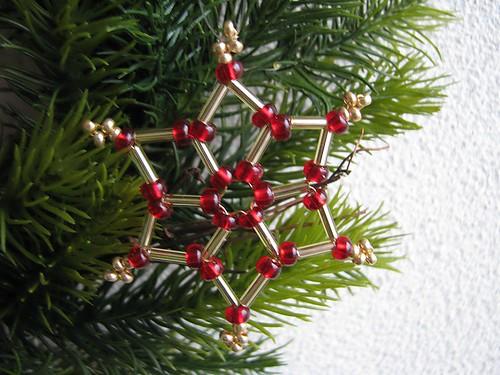 Pärlitest jõuluehted