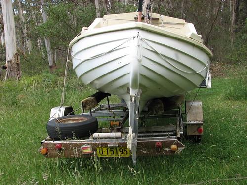 boat trailer trailersailer