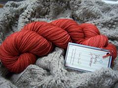 Plucky Knitter - Hot Lips