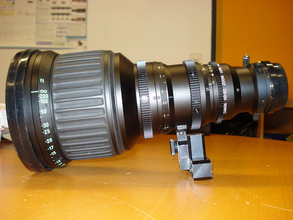 9-Dec-08 HD Video lens
