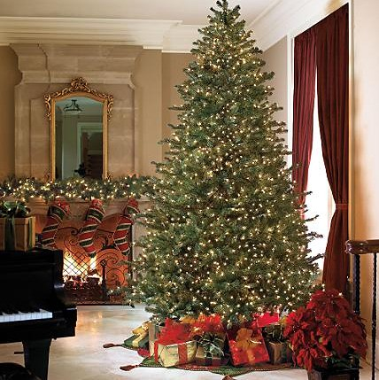 frontgate noble fir 2 - Frontgate Christmas Tree Reviews