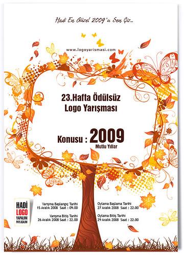 Logo Yarışması Afişi