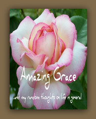Amazing Grace Button 2 brown