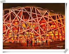 China National Stadium (Bird's Nest 鳥巢)