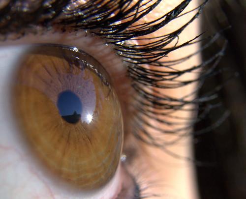 Eye Shot 2